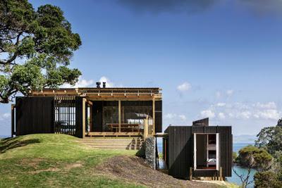 Casa Rustica y Moderna frente al Mar  Paperblog