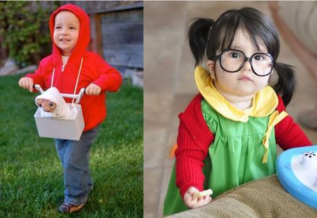 Inspiracion disfraces para bebes - Paperblog