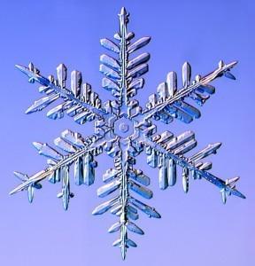 Geometría y Clasificación de los Copos de Nieve