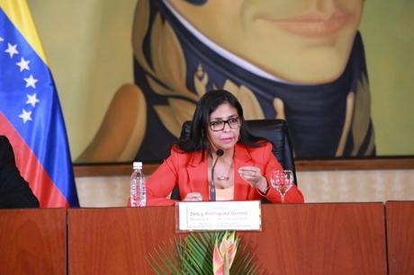 Resultado de imagen para Venezuela ratifica apoyo a Cuba ante agresiones del Gobierno estadounidense