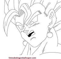 Fotos Para Colorear De Goku En Todas Sus Fases
