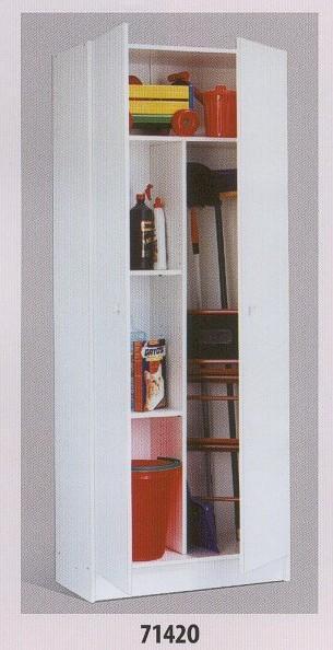Antes y despus del armario escobero de Vanessa  Paperblog