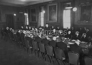 Los Aliados se conjuran en torno a Churchill para continuar la guerra hasta el fin - 12/06/1941.