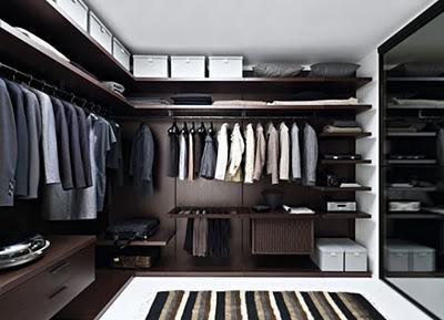 Walk in closet modernos  Paperblog