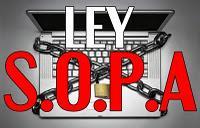 Nueva Ley SOPA amenaza la libertad en Internet