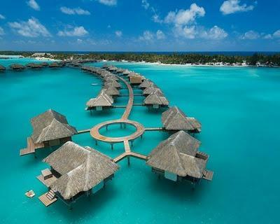 Hotel Four Seasons – Bora Bora