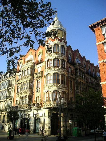 Archivo:Casa de El Príncipe Valladolid, España.jpg