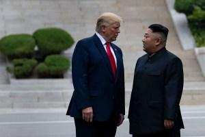 Kim Jong-un souhaite à Trump de se rétablir «le plus tôt possible»