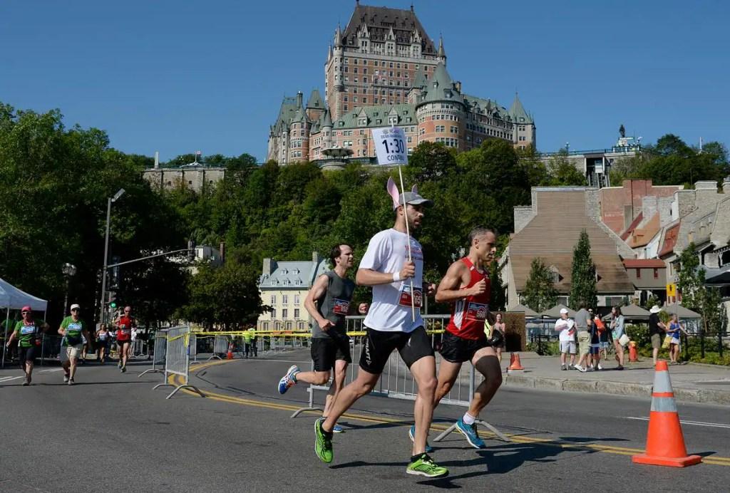 La COVID-19 force l'annulation du Marathon SSQ de Québec