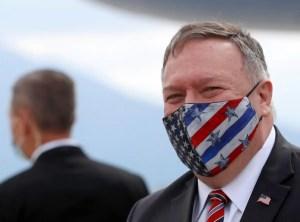 Le chef de la diplomatie américaine Mike Pompeo annonce avoir été testé négatif au coronavirus
