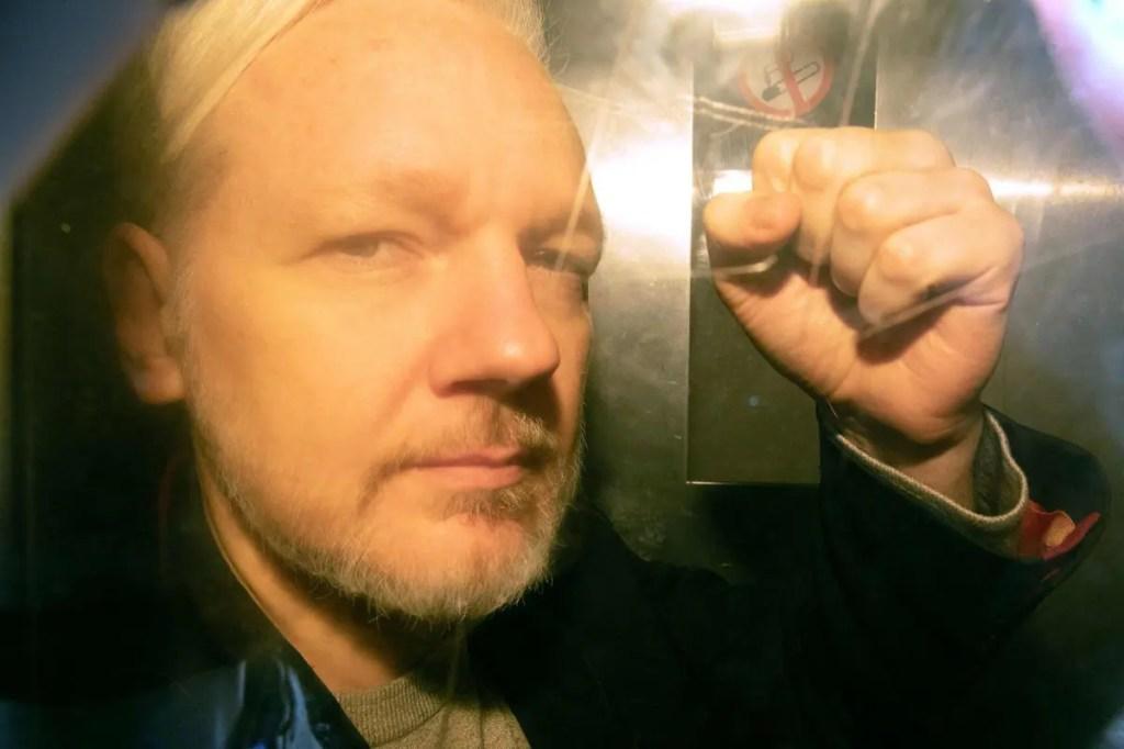 La justice britannique examine la demande d'extradition d'Assange vers les É.-U.