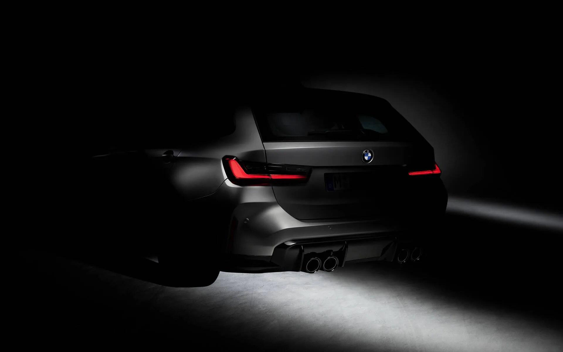 BMW annonce une M3 Touring... mais pas pour nous