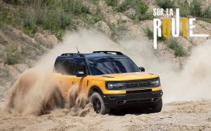 Le Ford Bronco Sport 2021 mis à l'essai