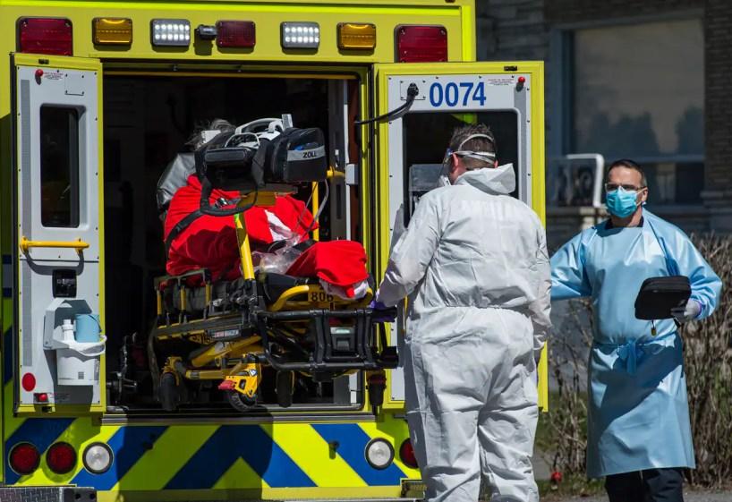 COVID-19: les ambulanciers finalement vaccinés