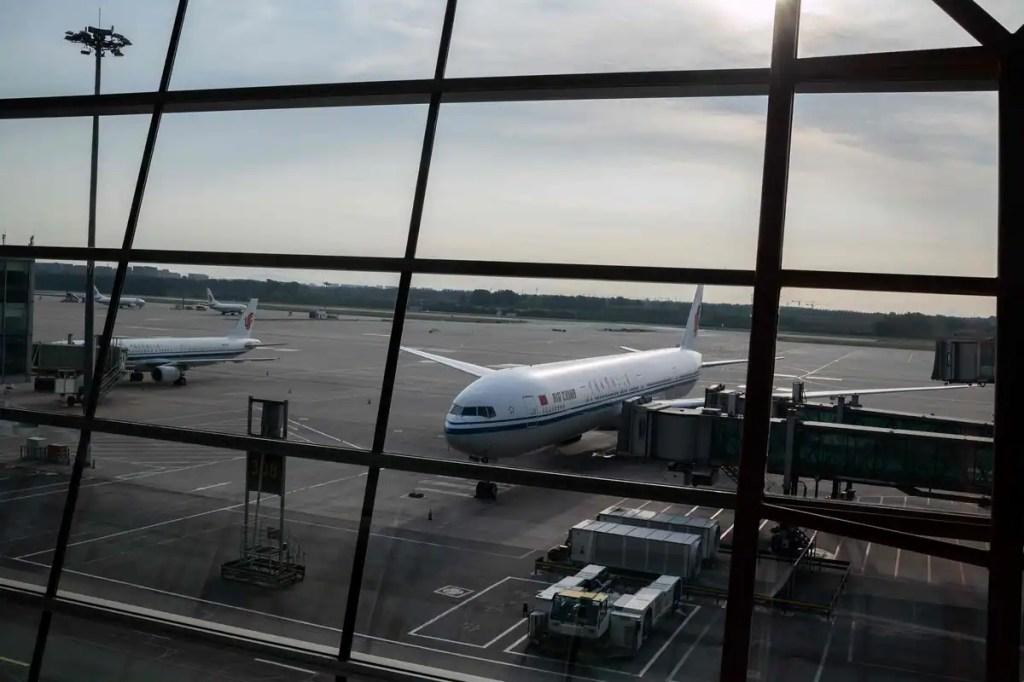 La distanciation physique à bord des avions irréaliste
