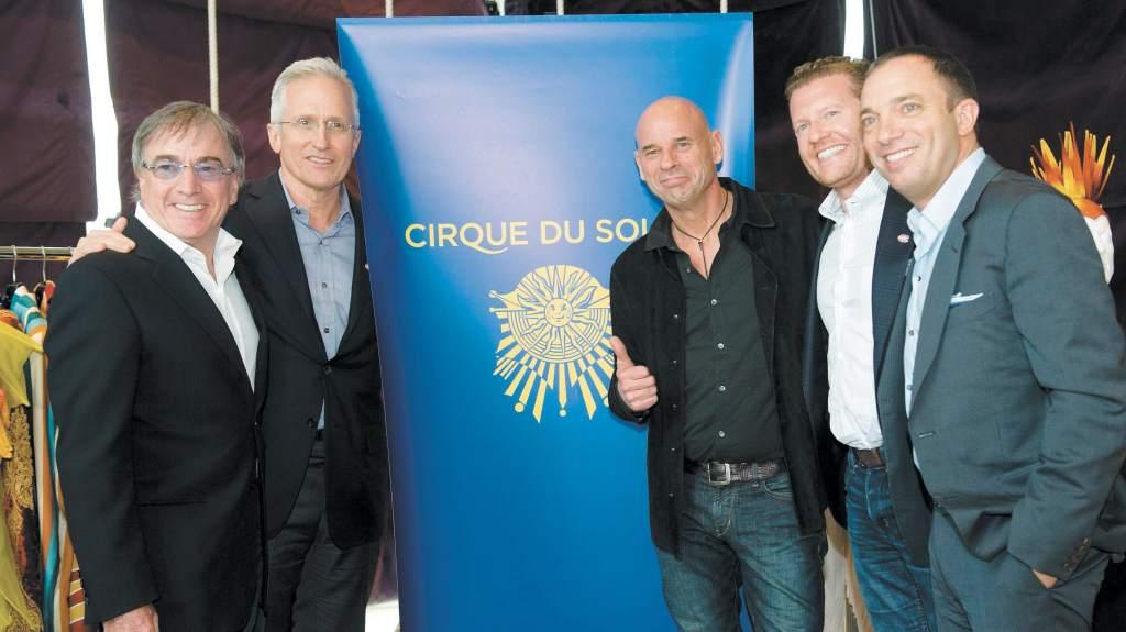 Comment le Cirque s'est endetté d'un milliard $ US en cinq ans