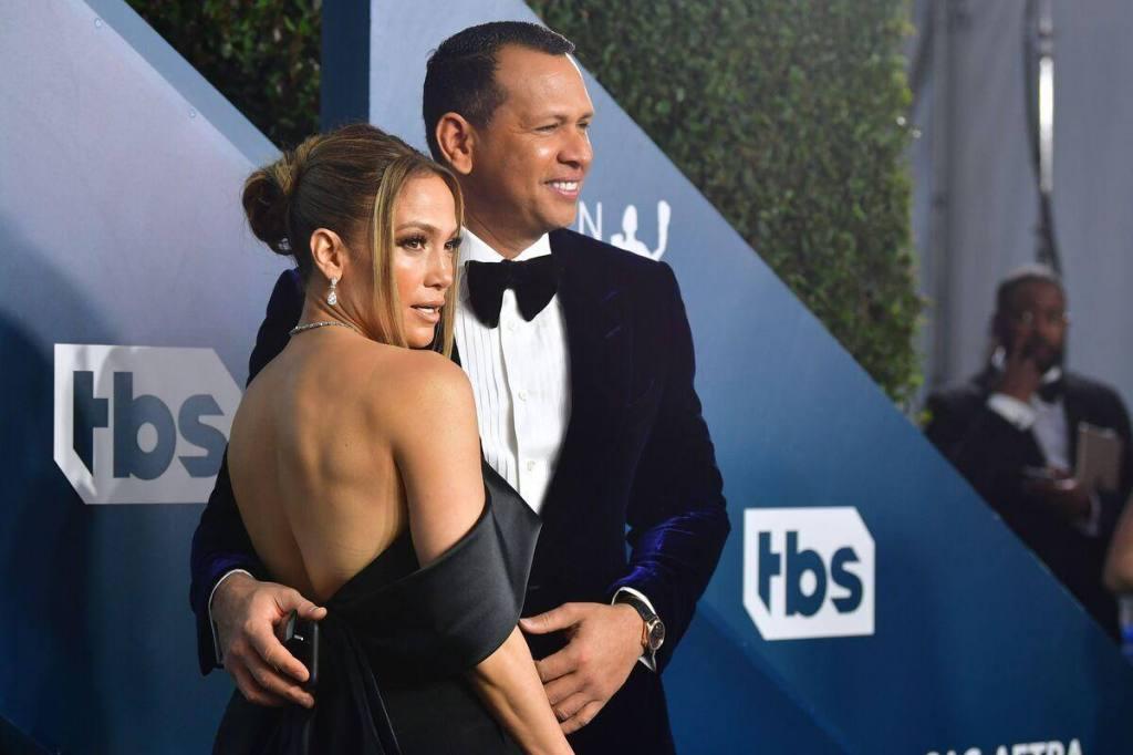 Mets: revoilà A-Rod et J. Lo!