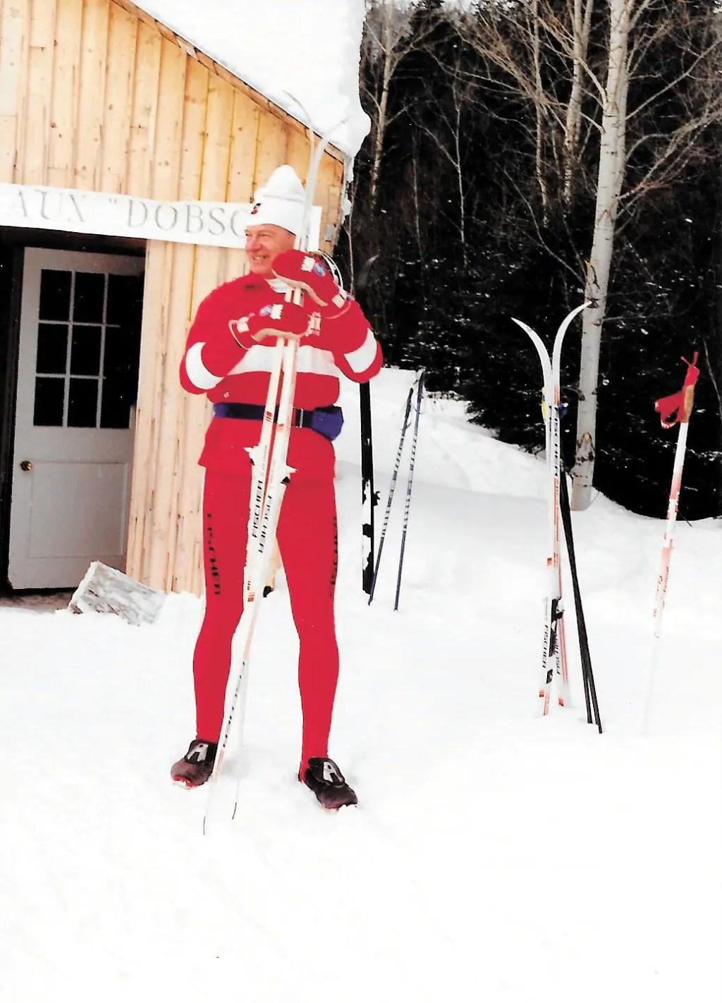 Un pionnier du ski de fond meurt à l'âge de 84 ans