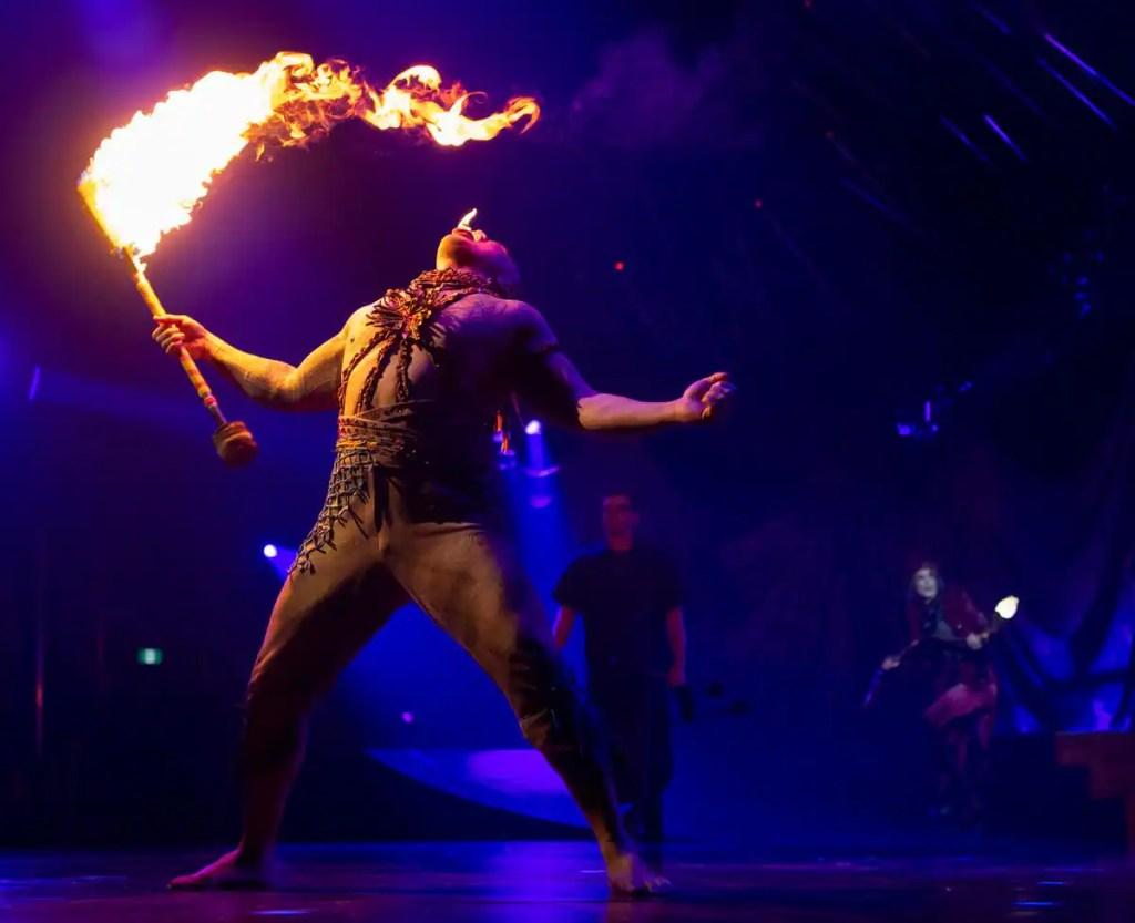 Qui rallumera le feu du Cirque du Soleil ?