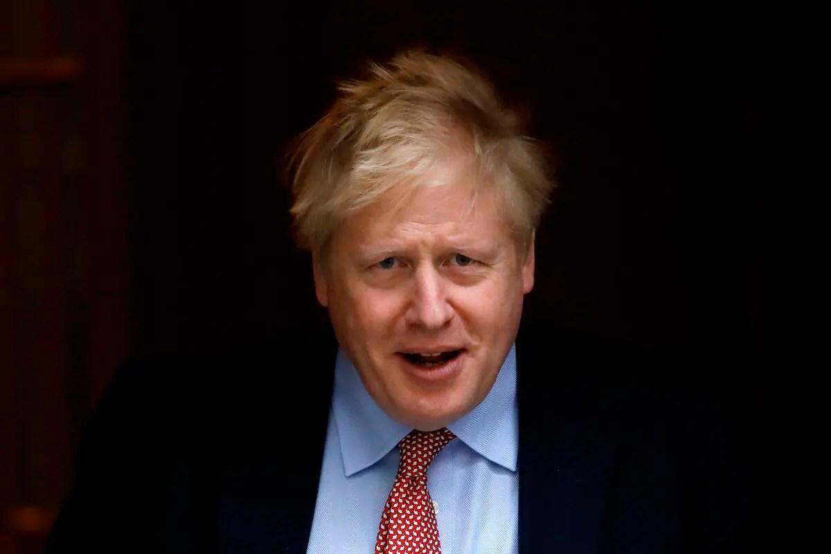 COVID-19 : Deuxième journée aux soins intensifs pour Boris Johnson