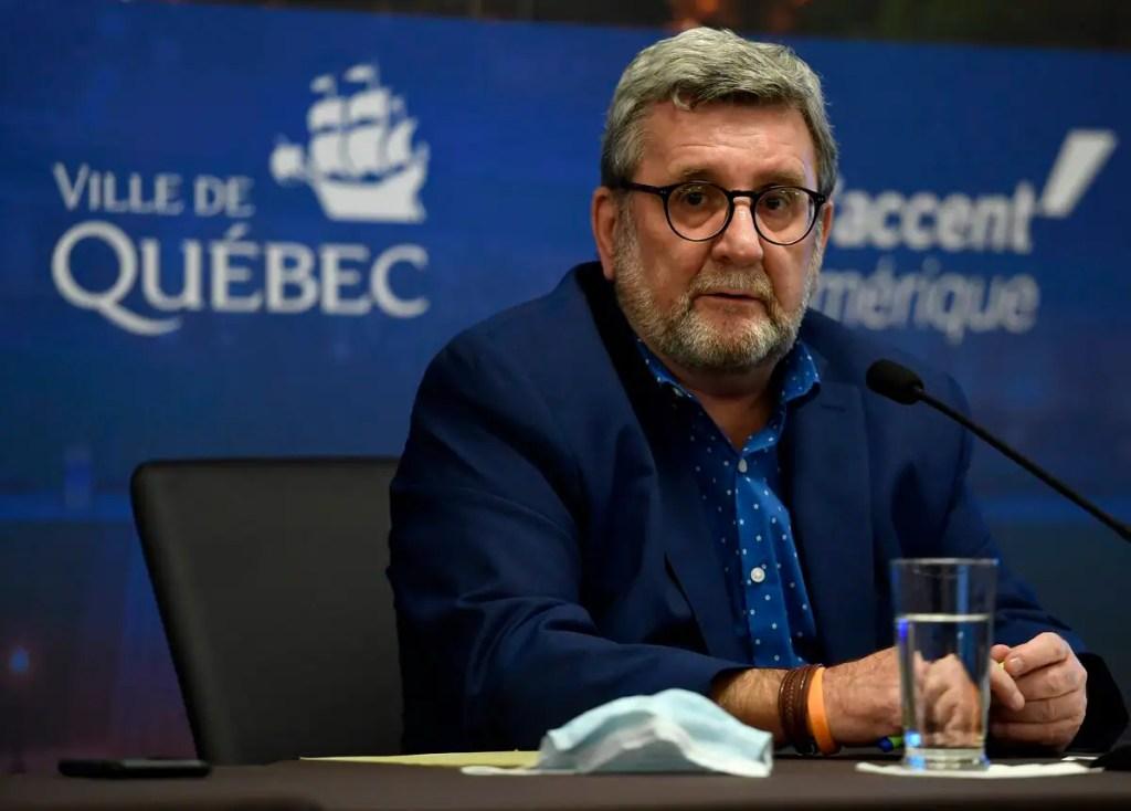 COVID-19: le maire Labeaume craint la zone rouge