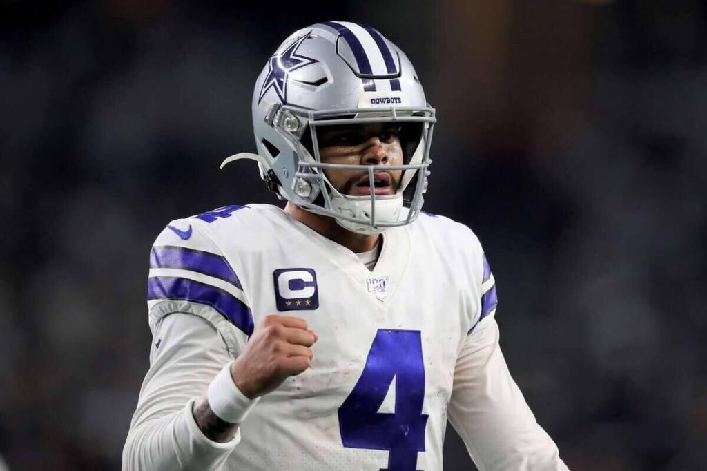 Cowboys: une offre finale supérieure à 33 millions $ pour Dak Prescott