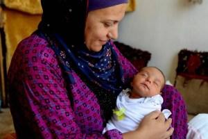 À Beyrouth après l'explosion, l'impossible sérénité pour les femmes enceintes