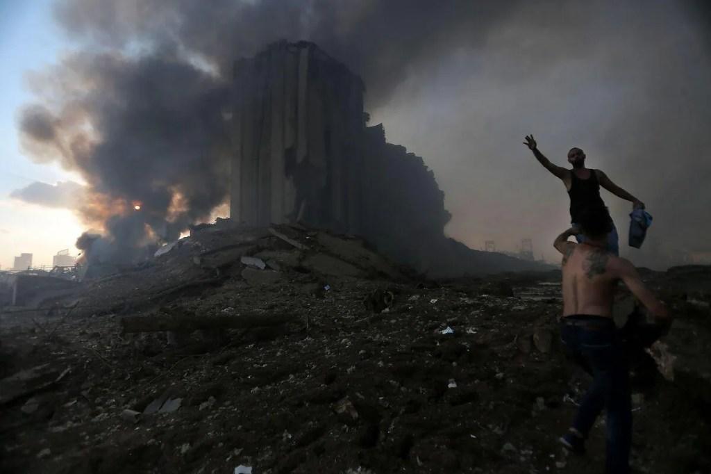 «J'ai senti une explosion très forte»: un homme d'affaires libanais témoigne du chaos à Beyrouth