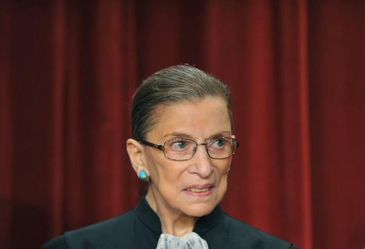 Ruth Bader Ginsburg: l'icône progressiste et féministe de la Cour suprême disparaît