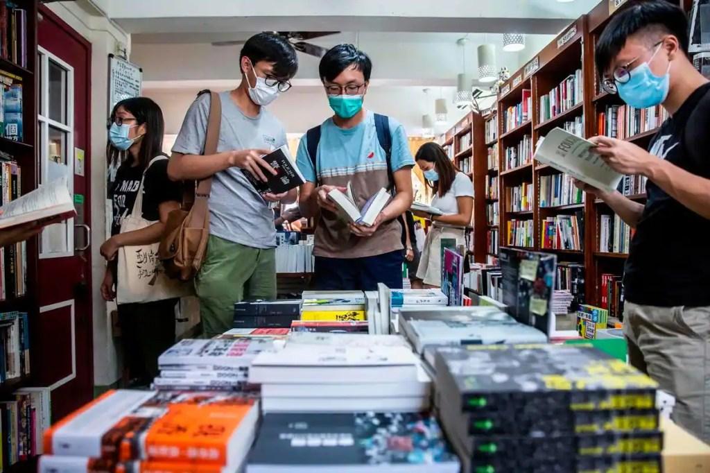 Taïwan, un refuge pour l'édition des auteurs hongkongais dissidents