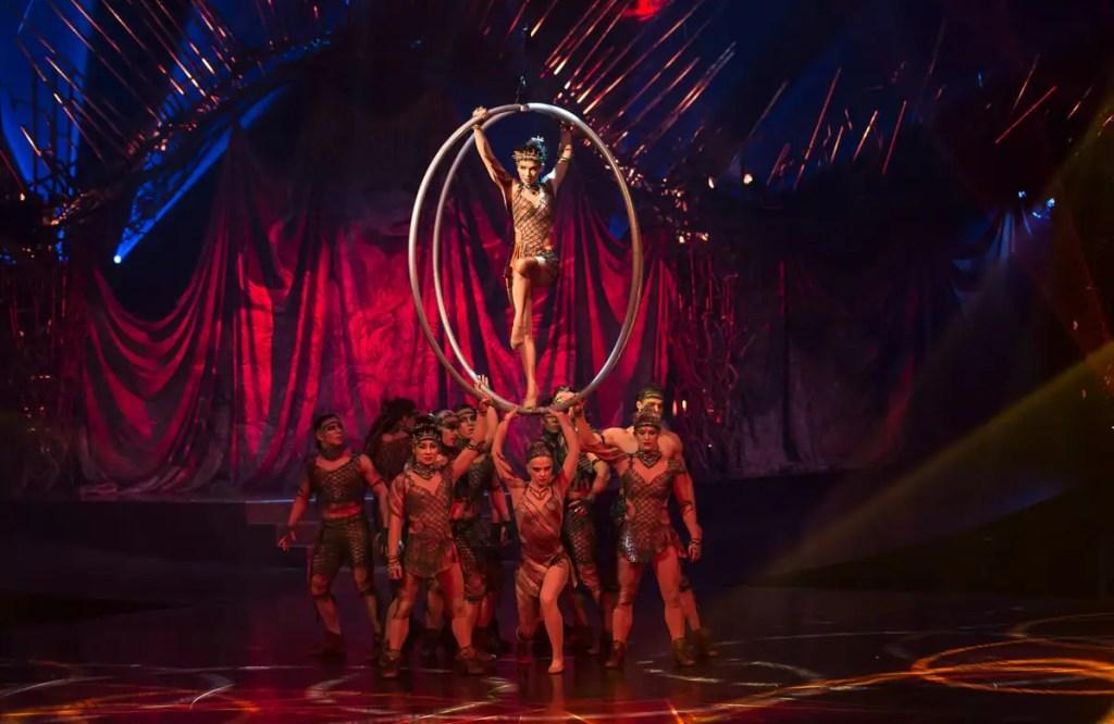 Cirque du Soleil: TPG et la Caisse de dépôt boudées