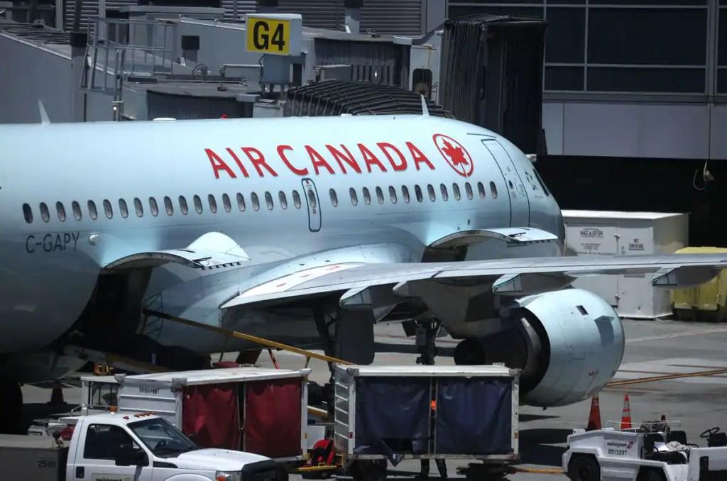 Air Canada réclame un assouplissement des règles de quarantaine