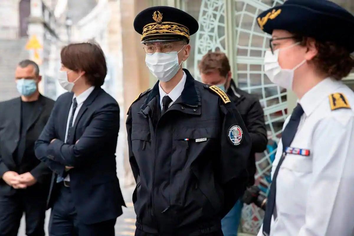 France: la police parisienne n'est «ni violente, ni raciste»