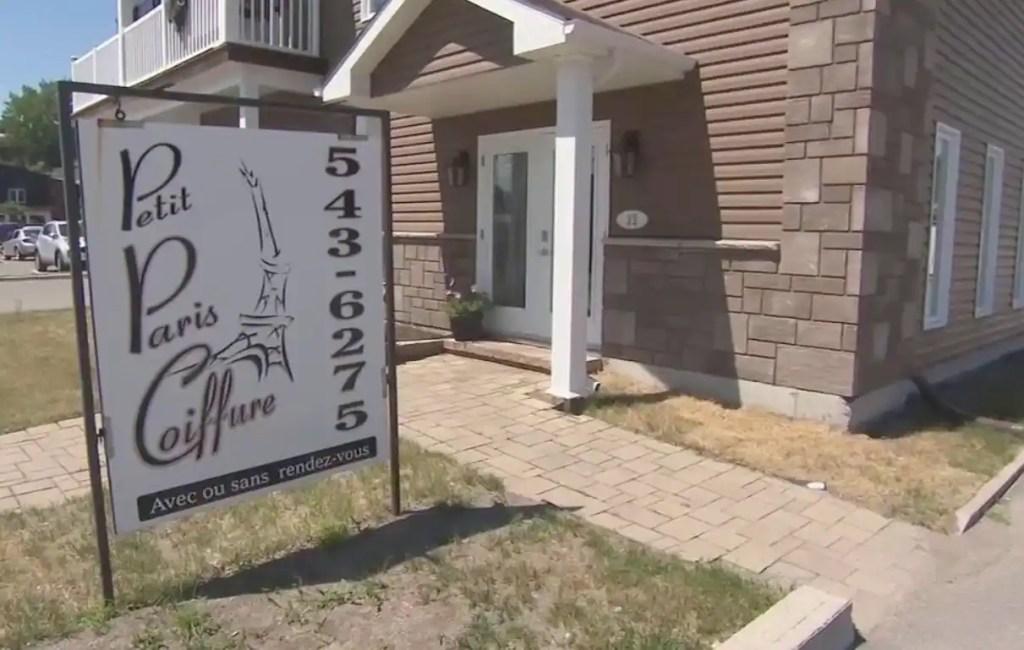 Saguenay: une coiffeuse privée d'aide financière à cause d'un détail
