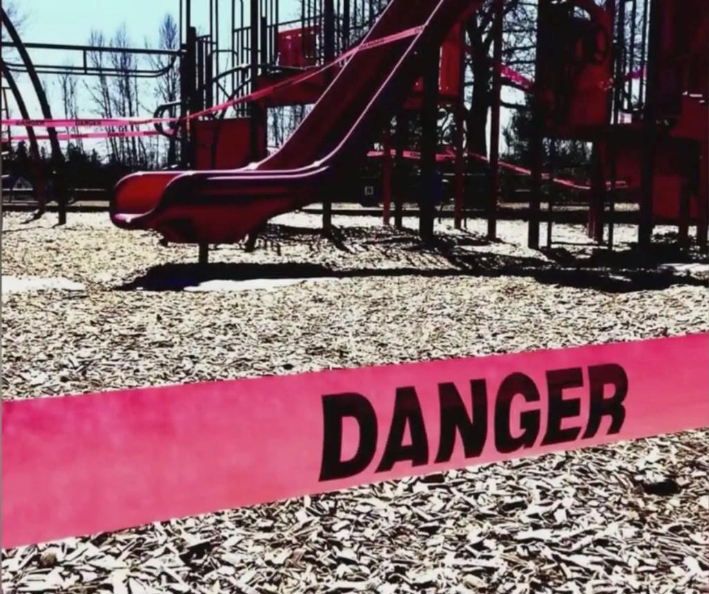 Des cols bleus de Sherbrooke pour faire respecter les règles de distanciation sociale