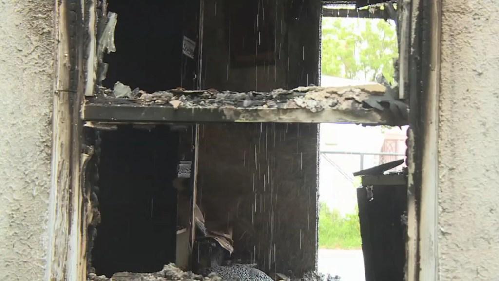 Saguenay: incendie suspect dans une résidence