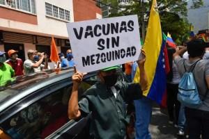 Venezuela: professionnels de la santé dans la rue pour des vaccins