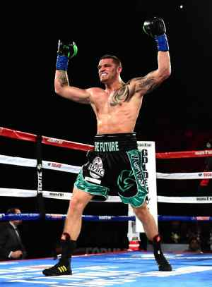 Boxe: Joe Smith Jr s'empare du titre WBO vacant des mi-lourds