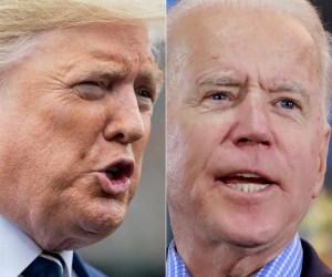 Dans les États clés, avantage Biden