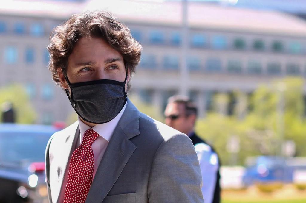 COVID-19 : mise à jour de Justin Trudeau
