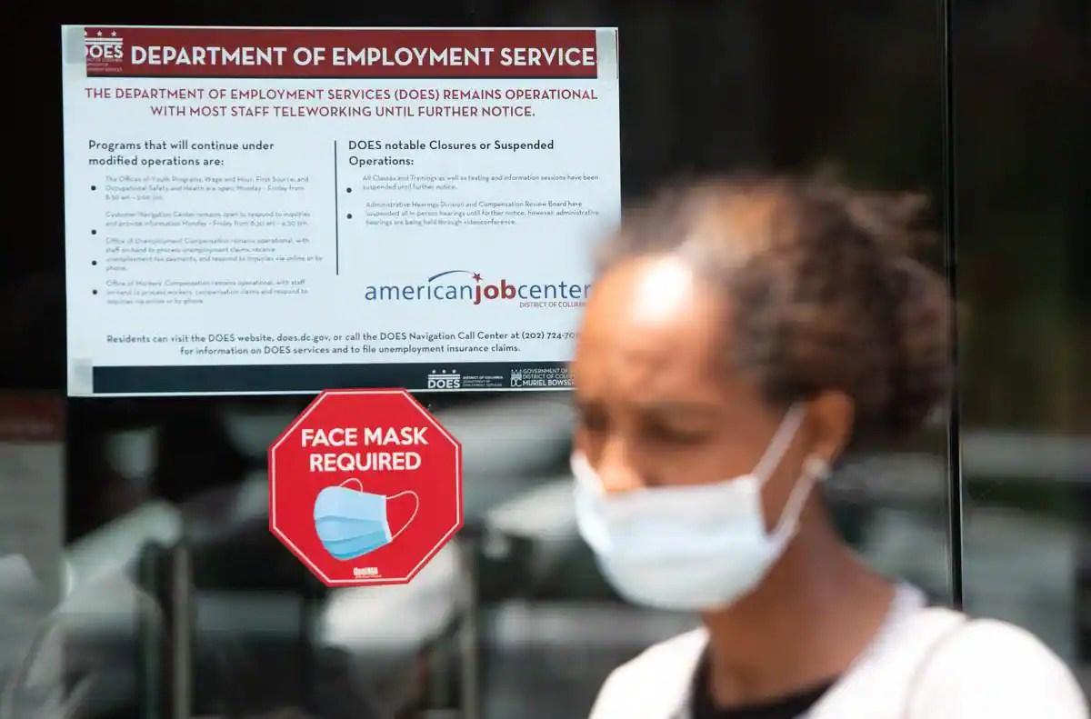 Un peu moins d'emplois créés qu'attendu en juillet aux États-Unis