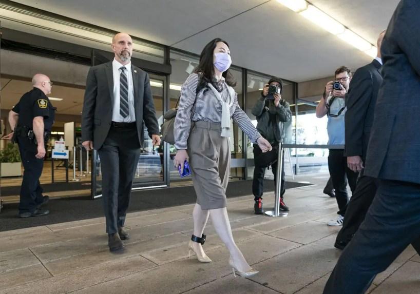 Affaire Huawei : la justice canadienne étudie une nouvelle requête de Meng Wanzhou