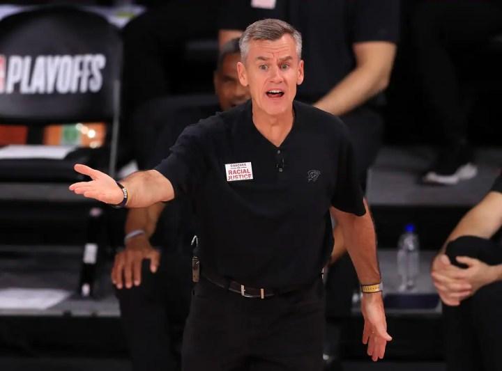 Les Bulls embauchent Billy Donovan comme nouveau pilote