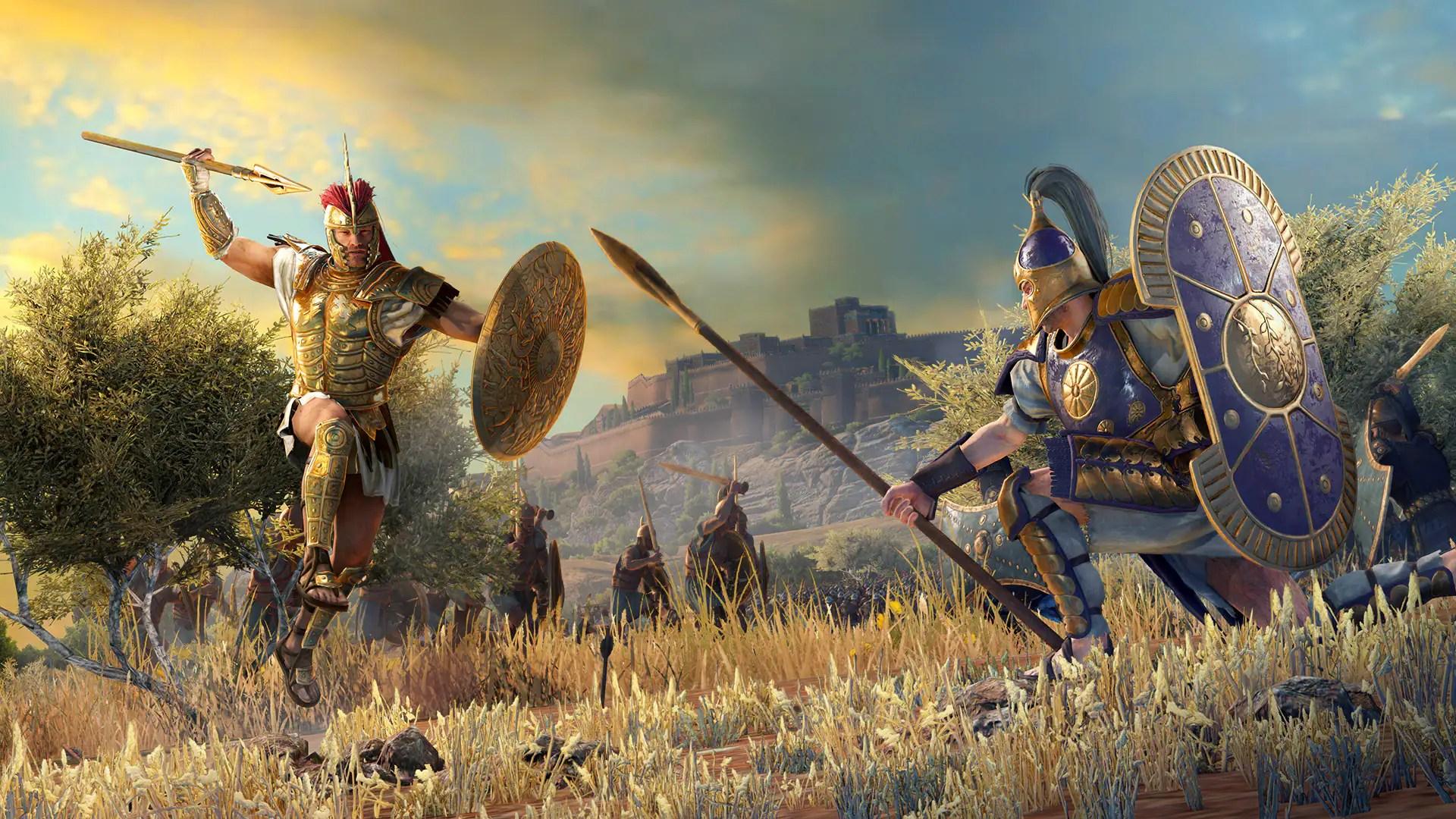 A Total War Saga: Troy offert gratuitement sur l'Epic Games Store ...