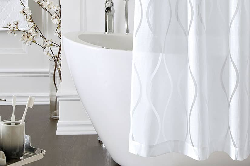 how to wash shower curtain liners