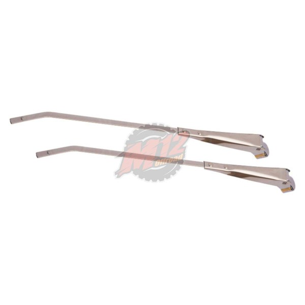 Land Rover Wiper Arm - LH - Stainless Steel