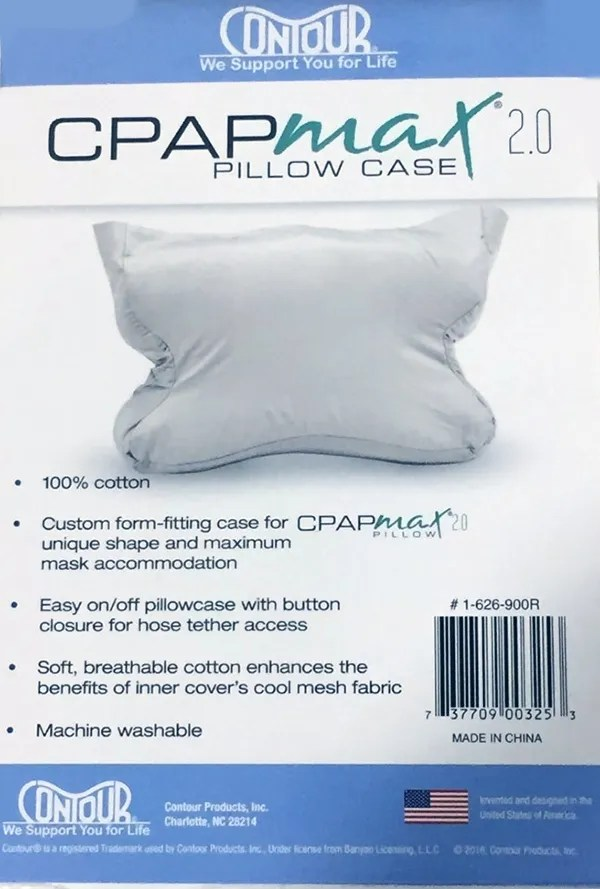 pillow case for cpapmax 2 0