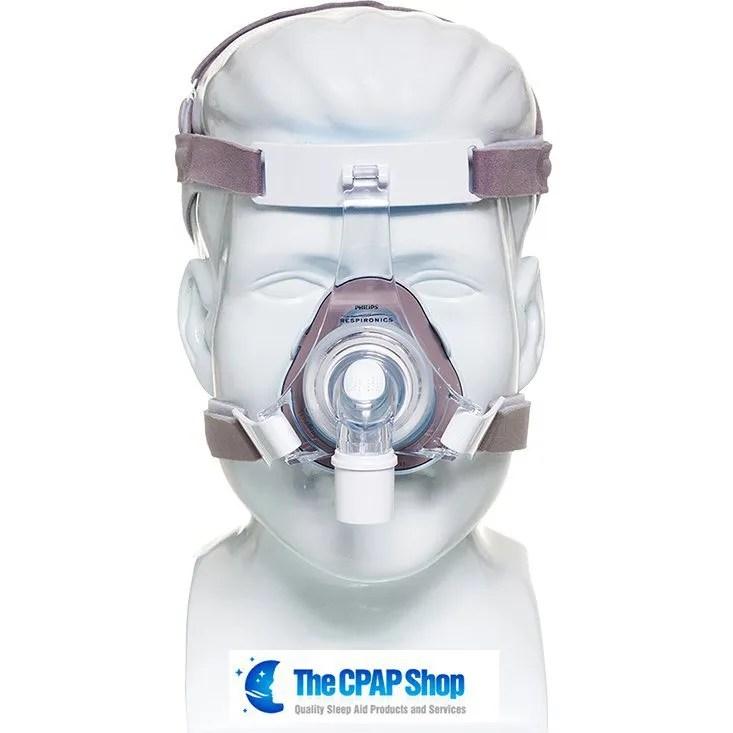 respironics trueblue gel nasal