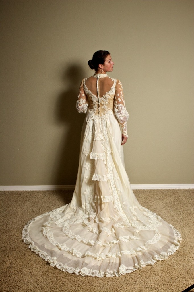 Victorian Style Wedding Gowns