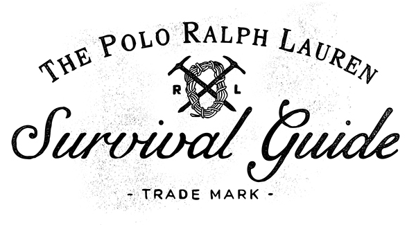 The Polo Ralph Lauren Survival Guide on Behance